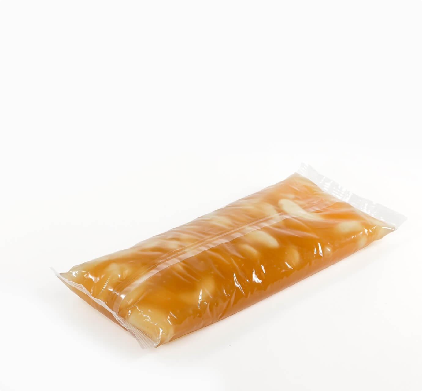 vertical form filled bag