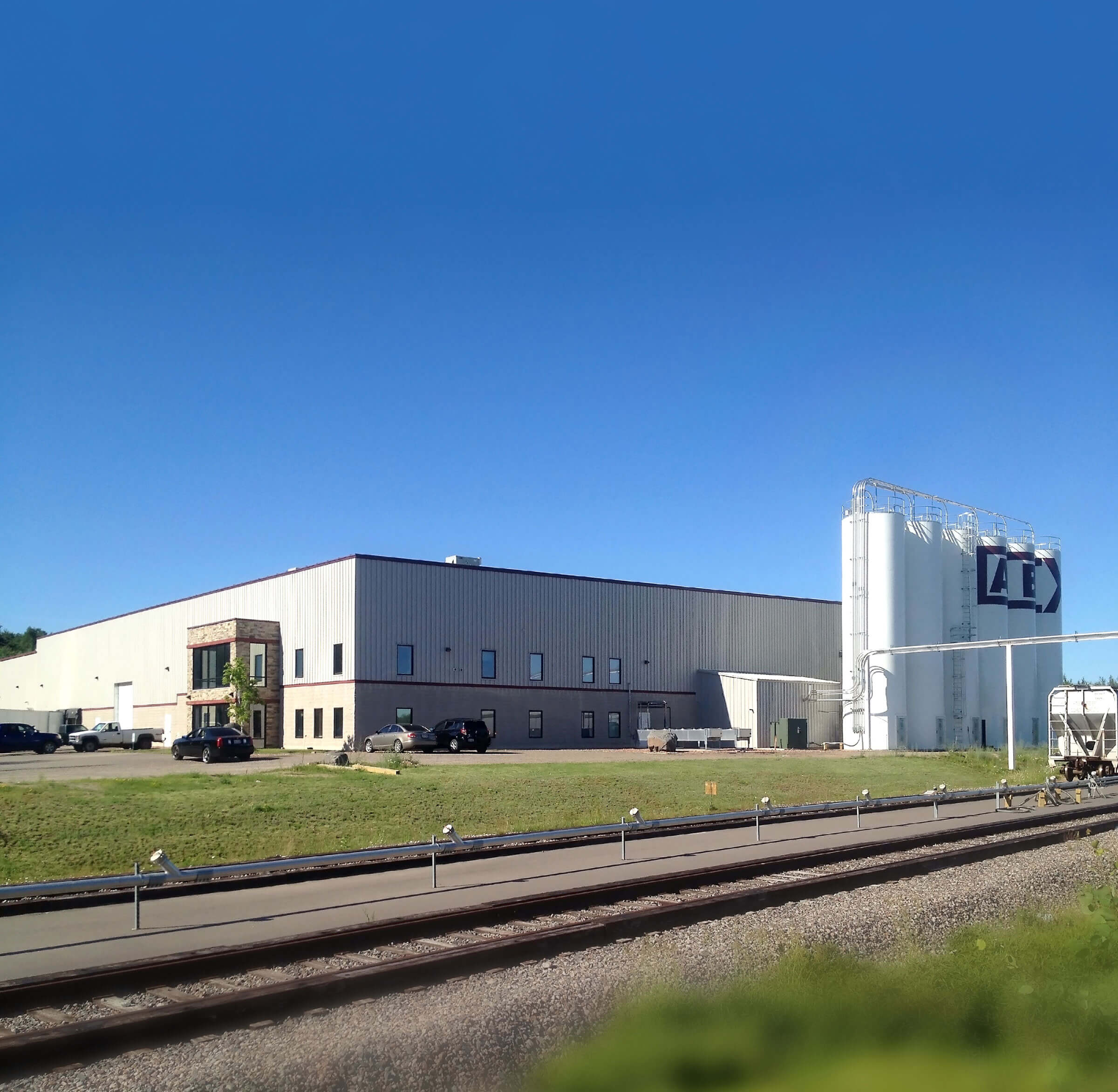 advanced barrier extrusions building