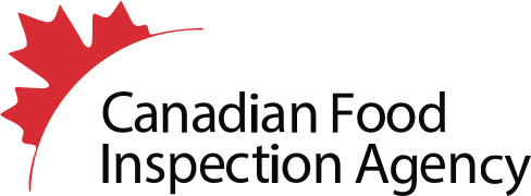 Canadian Food Inspection Agency logo