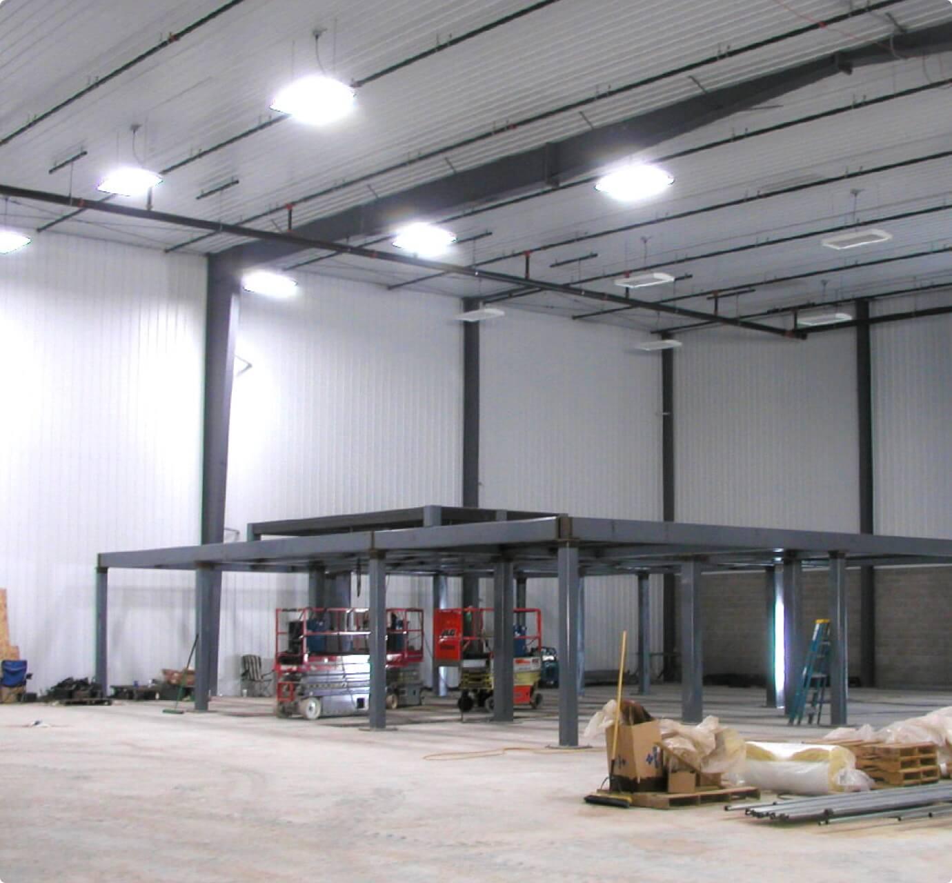 ABX building interior