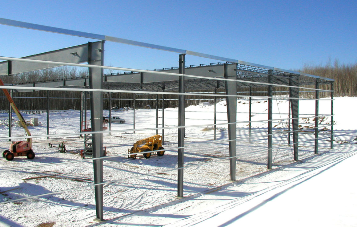 advanced barrier extrusions construction
