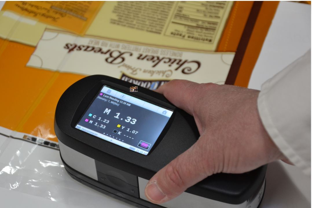 X-Rite Spectrophotometer