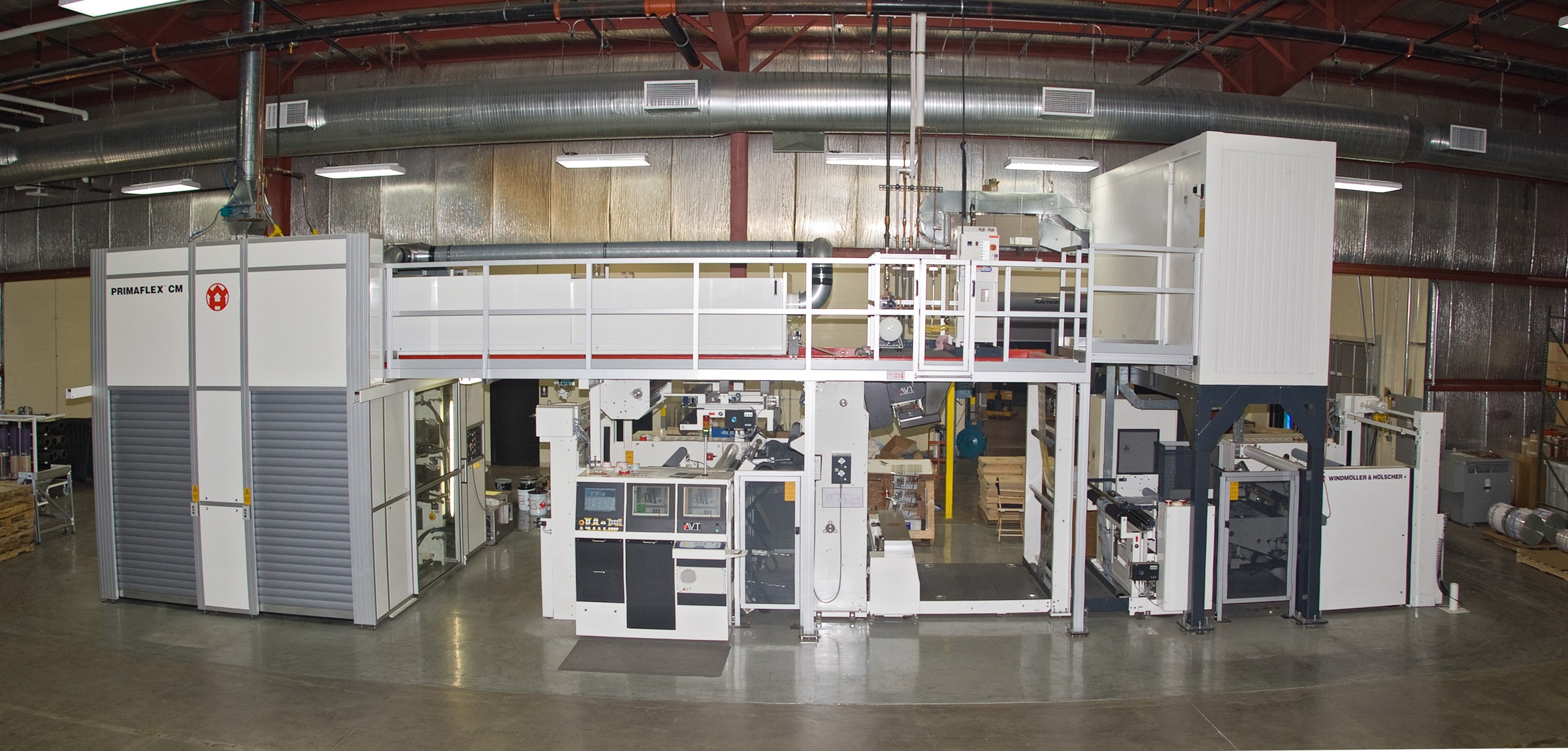 PrimaFlex Printing Press