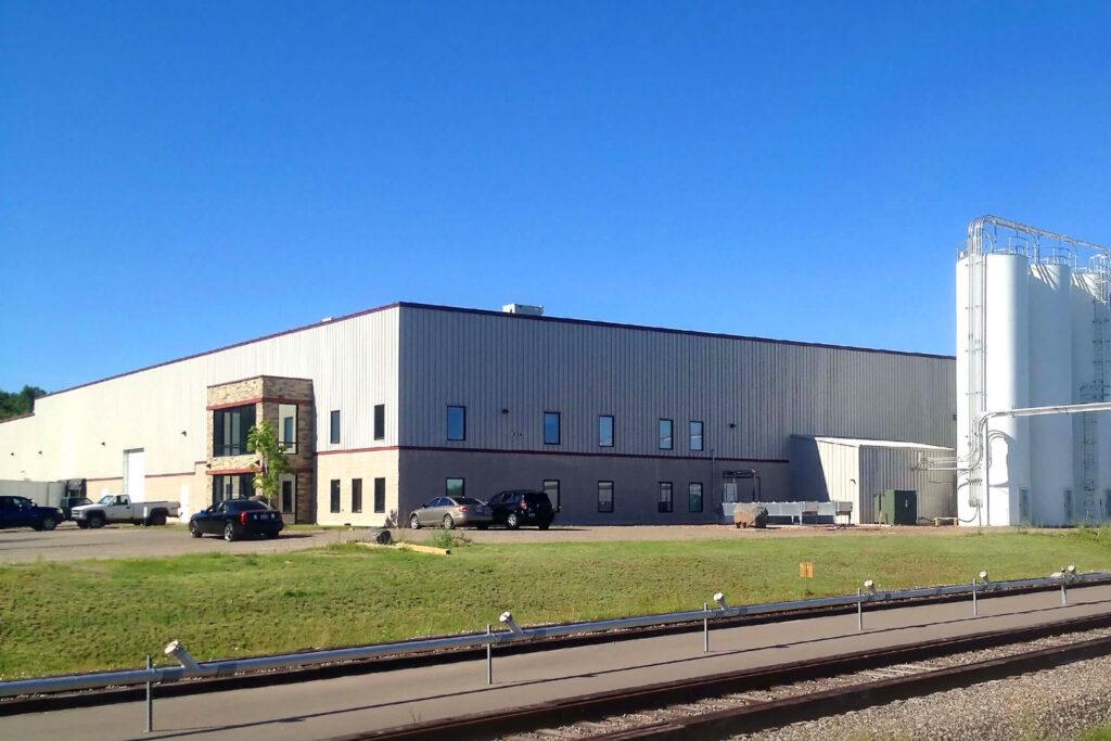 ABX Flexible Packaging Manufacturer plant in Rhinelander, Wisconsin