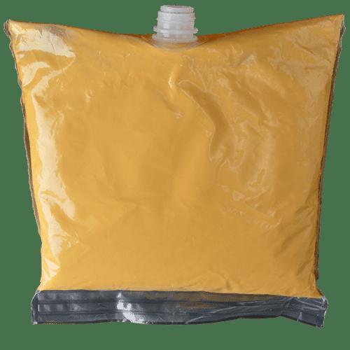 bag of liquid cheese
